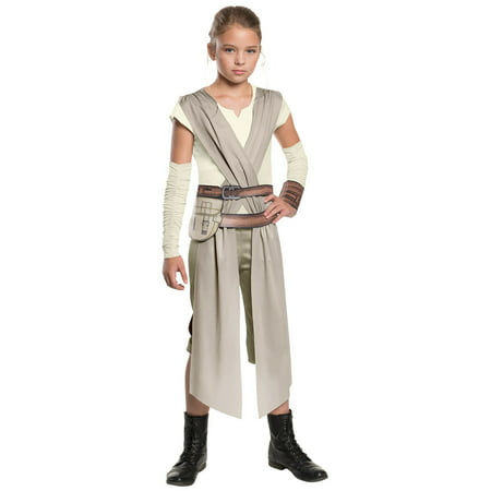 Star Wars Episode VII Rey Costume for Child - Star Wars Gold Bikini Costume