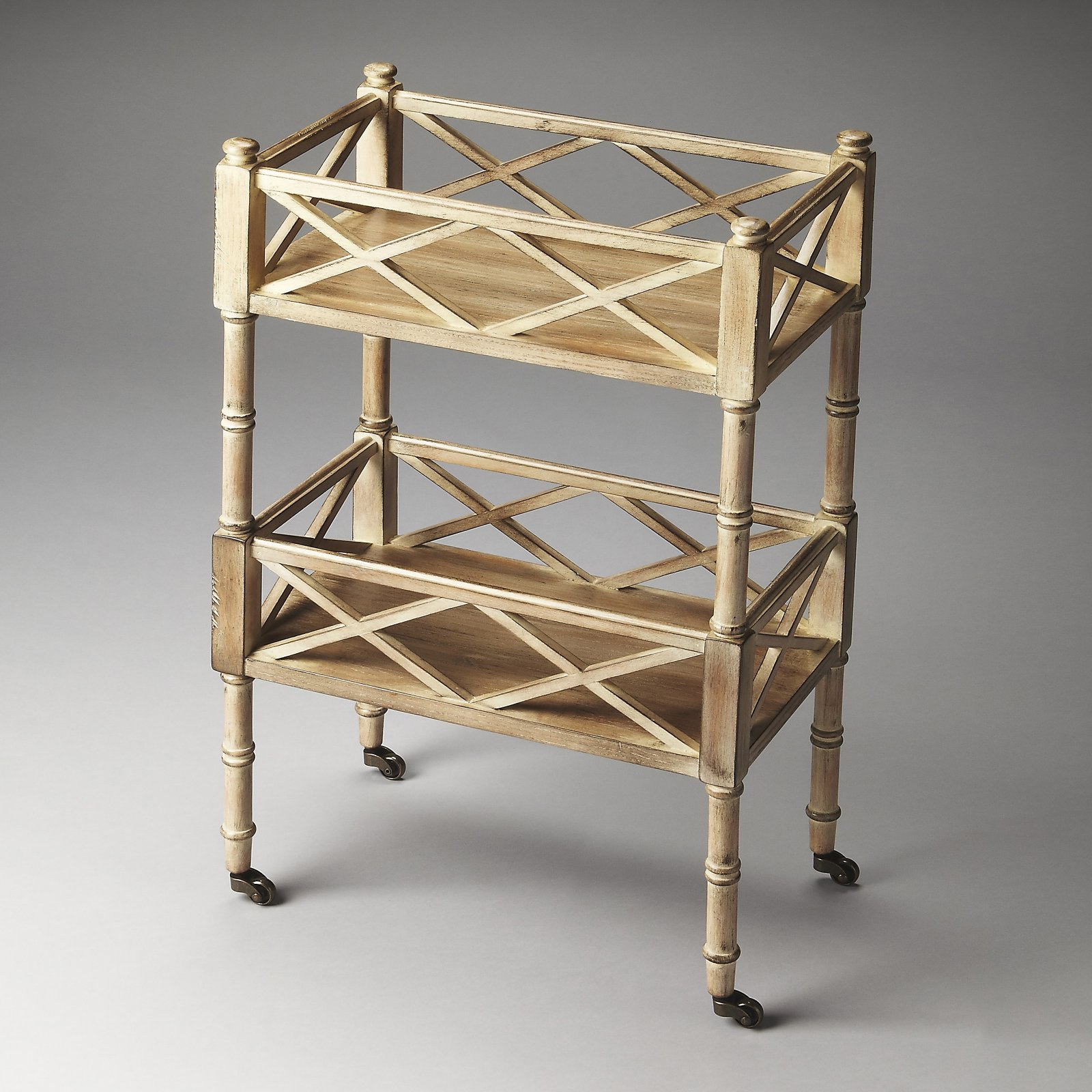 Butler Specialty Masterpiece Mobile Serving Cart