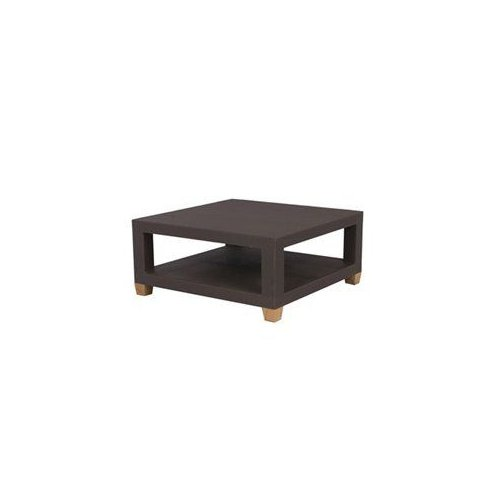 Three Birds Casual CE03 Ciera Outdoor Square Coffee Table by Brand New