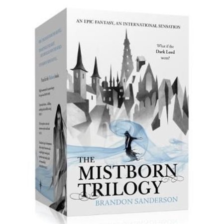 Mistborn Trilogy Boxed Set  The Final Empire  The Well Of Ascension  The Hero Of Ages  Paperback