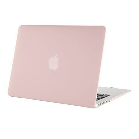 the latest d6915 cf3ad Mosiso AIR 11-Inch Matte Rubber Coated Hard Case for MacBook Air 11.6