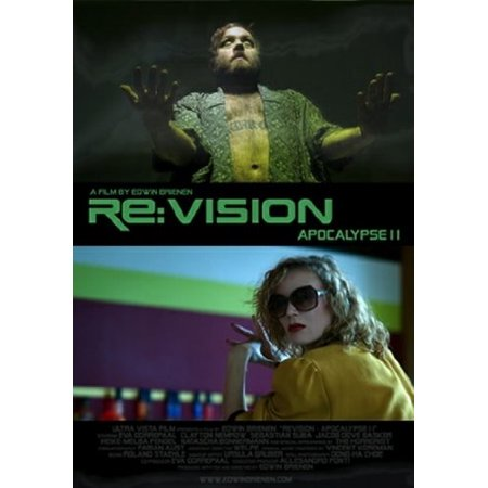 Revision - Apocalypse II ( Re:vision - Apocalypse 2 ) ( Revision - Apocalypse Two ) [ NON-USA FORMAT, PAL, Reg.0 Import - Netherlands ]
