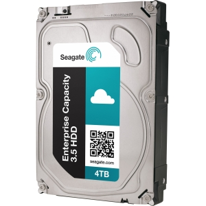 "Seagate ST4000NM0014 Desktop 4TB SAS 3.5"" Internal Hard Drive by Seagate"