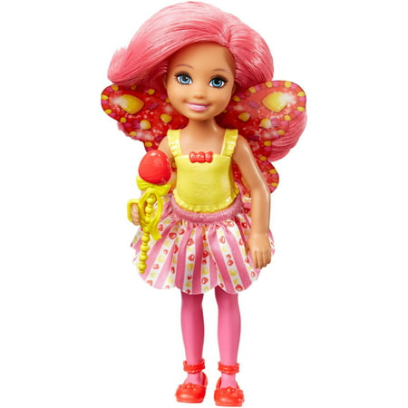 Barbie Dreamtopia Small Fairy Doll with Gumdrop-Themed - Fairy Princess Outfits For Adults