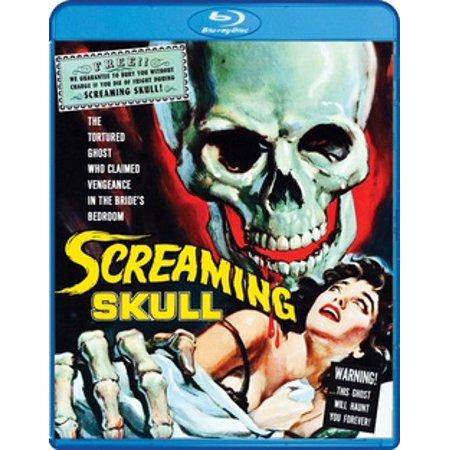 The Screaming Skull (Blu-ray) - Screaming Skull