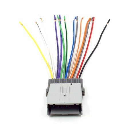 dnf saturn ion vue wiring harness for aftermarket radios. Black Bedroom Furniture Sets. Home Design Ideas