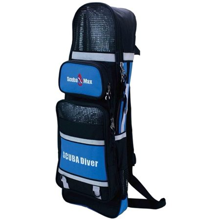 ScubaMax BG-333 Open Heel Fin Bag (Scubamax Backpack)