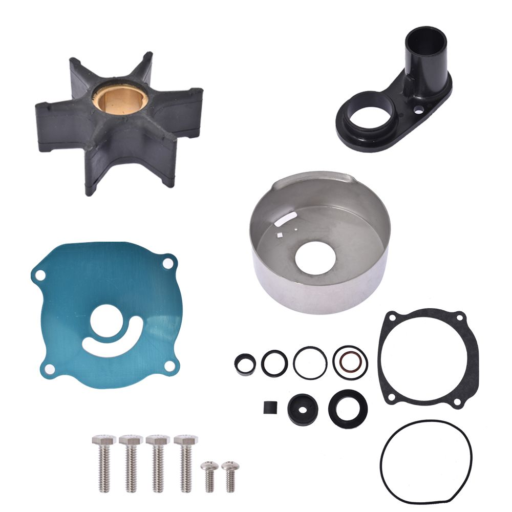 Water Pump Repair Kit,for Johnson Evinrude V4 V6 V8 85-300HP Outboard Motor Parts Replaces: PN 5001594 434421 395062 Sierra Marine 18-3392