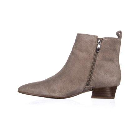 15c31cf0b0e Franco Sarto Archie Zip Up Ankle Boots, Cocco | Walmart Canada