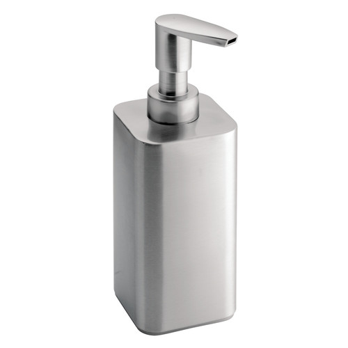 Merveilleux InterDesign Gia Soap Pump, Brushed Stainless Steel