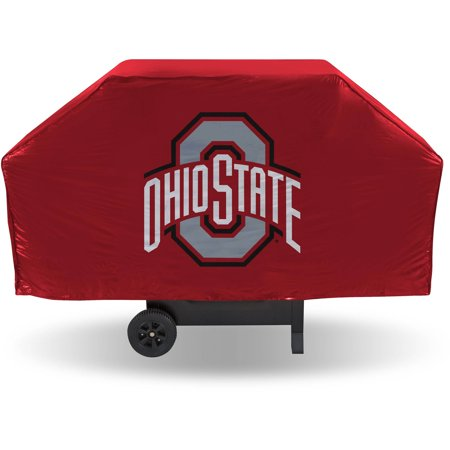 Rico Industries Ohio St. Vinyl Grill Cover - Ohio State Grill