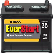 EverStart Maxx Lead Acid Automotive Battery, Group Size 35N