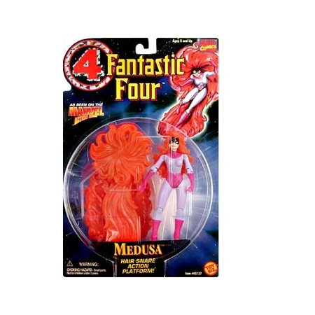 Fantastic Four Medusa Action Figure