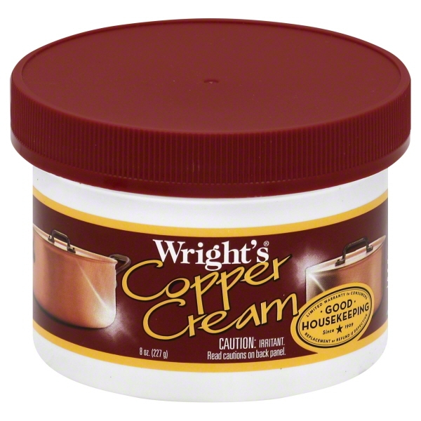 Wright's Copper Cream, 8 oz
