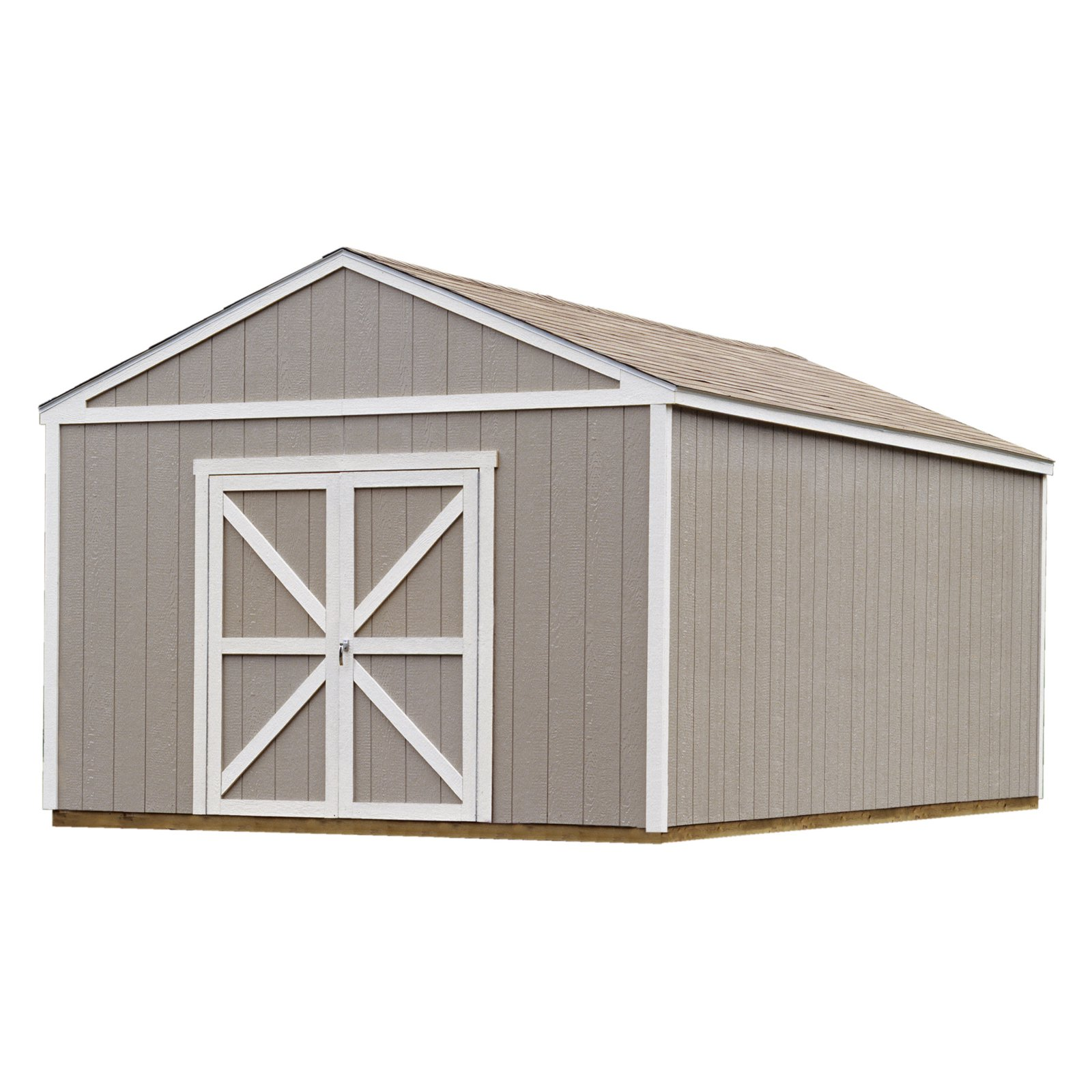 Handy Home Columbia Storage Shed - 12 x 16 ft.