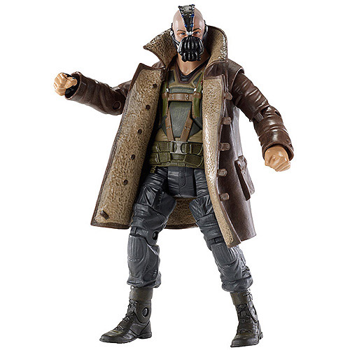 Batman The Dark Knight Rises Movie Masters Bane Action Figure