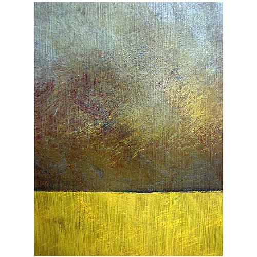"""Trademark Fine Art """"Earth Study II"""" Canvas Art by Michelle Calkins"""