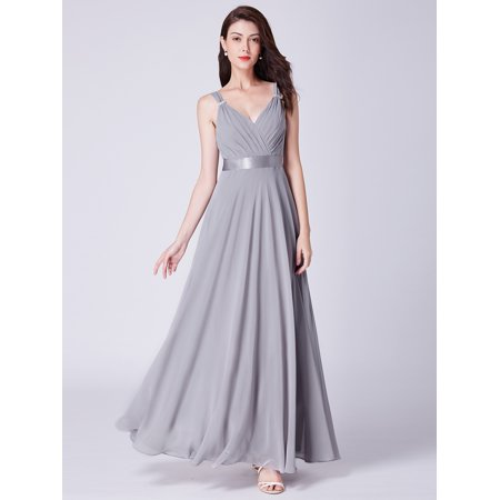 1efc6d457afb Ever-pretty - Ever-Pretty Womens Vintage Plus Long Formal Evening Cocktail  Party Prom Homecoming Dresses for Women 07502 US 8 - Walmart.com