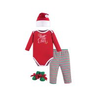Christmas Giftset 4pc (Baby Girls)
