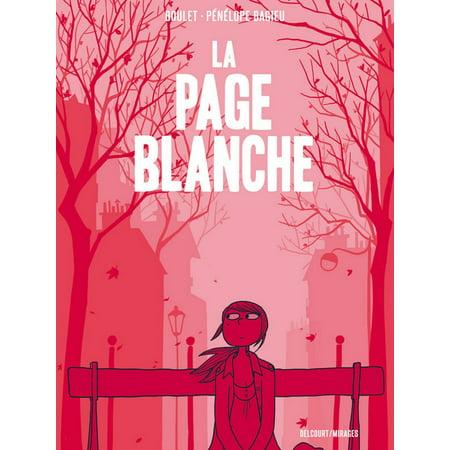 La Page Blanche - eBook