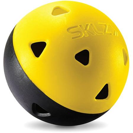 SKLZ Impact Golf Balls Limited True Flight Hitting Impact Golf Balls, 12 Pack - Hitting Golf Ball