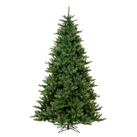 12 39 Pre Lit Northern Pine Full Artificial Christmas Tree