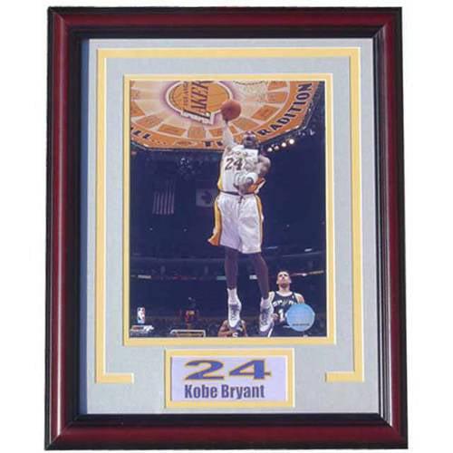 NBA 11x14 Deluxe Photo Frame, Kobe Bryant Los Angeles Lakers