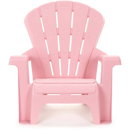 Little tikes garden chair pink for Pink kids chair