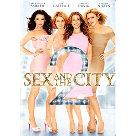 Sex and the City 2 (DVD) (Sex Position Dvd)