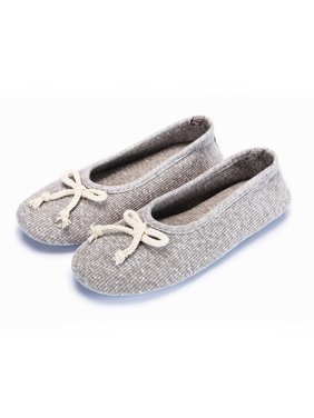 FLORATA Women's Winter Warm Indoor Comfortable House Slippers Maternity Shoes Convenient Slip On