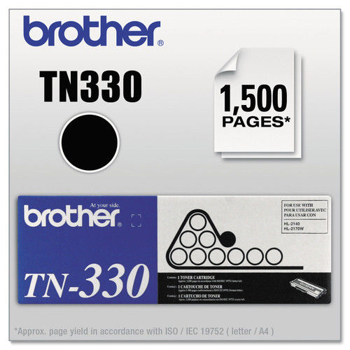 Brother TN330 Toner, Black