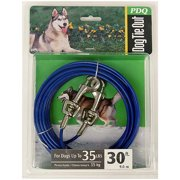 Boss Pet Q2330 000 99 30` Medium Dog Cable Tie-Out