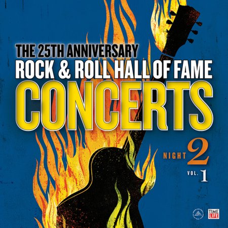 Rock And Roll Hall Of Fame: 25th Anniversary Night Two 1 (Vinyl) (Limited