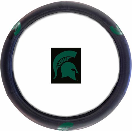 NCAA Steering Wheel Cover, Michigan