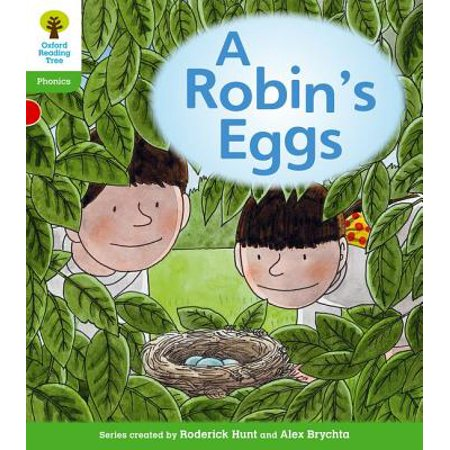 Oxford Reading Tree : Level 2: Floppy's Phonics Fiction: A Robin's - Robin's Egg