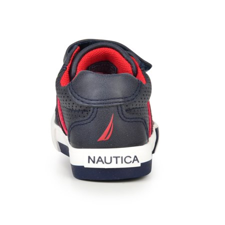 NAUTICA Toddler Two Strap Hull Slip On Sneakers