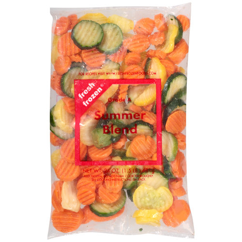 Fresh Frozen Summer Blend Vegetables, 24 oz