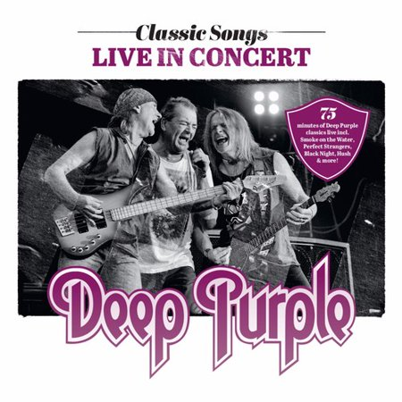 Classic Songs Live In Concert DEEP PURPLE