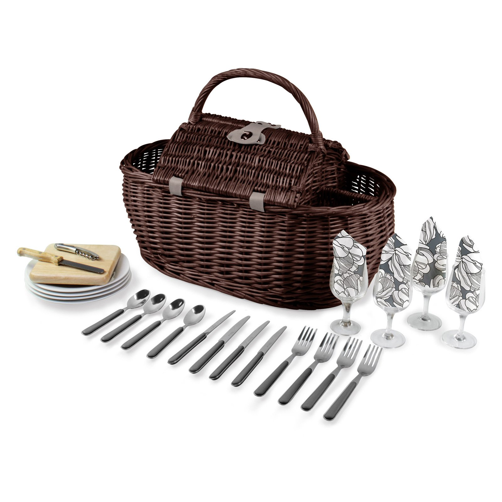 Picnic Time Gondola Picnic Basket by Picnic Time