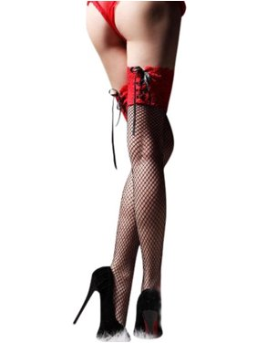 862b13571 Product Image Sexy Sheer Lace Top Thigh High Stockings Thigh Highs Hosiery  Nets Stay Up BK