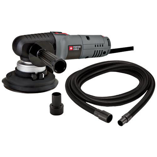 Porter-Cable 97466 Variable-Speed Random-Orbit Sander Kit (6 in.) with Dust Collection