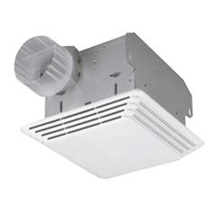 Broan Exhaust Fan With Light, 50 Cfm