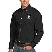 Kyle Busch Antigua 2019 Monster Energy NASCAR Cup Series Champion Dynasty Button-Down Long Sleeve Shirt - Black