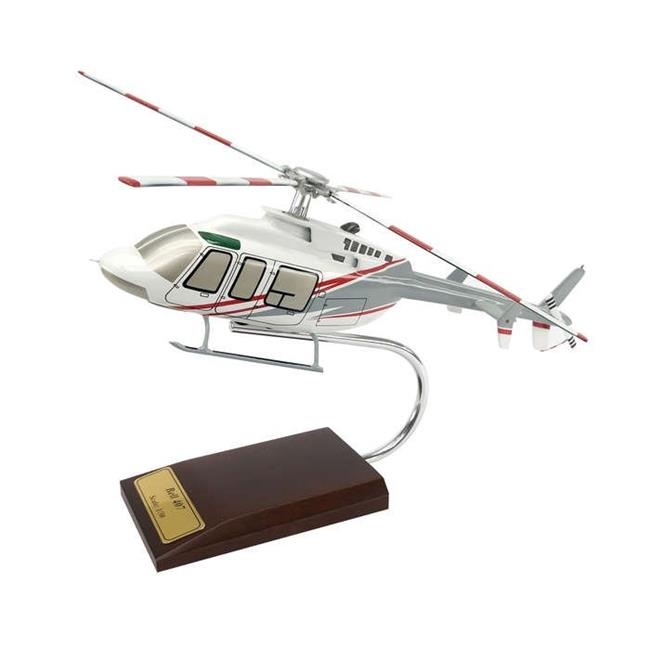 Executive Series Display Models H30430 Bell 407 1 by 30 Helicopter by Executive Series Display Models