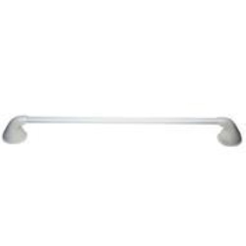 "Moen Villetta White 24"" Towel Bar 3624W by Moen"