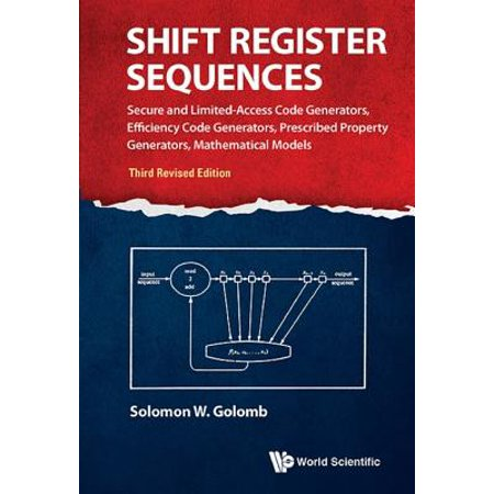 Shift Register Sequences - eBook