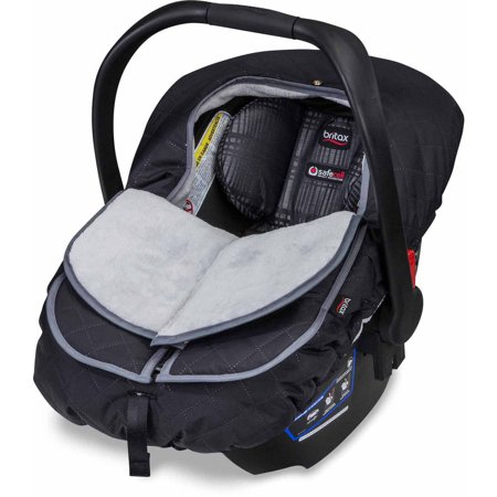 britax b warm insulated infant car seat cover polar mist. Black Bedroom Furniture Sets. Home Design Ideas