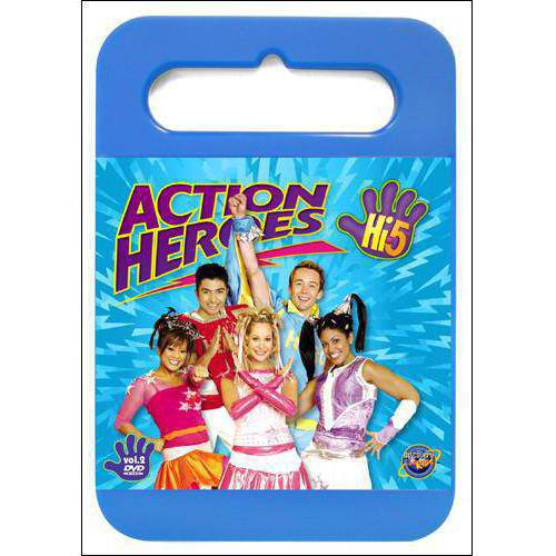 Hi-5: Action Heroes - Vol. 2 (Full Frame)