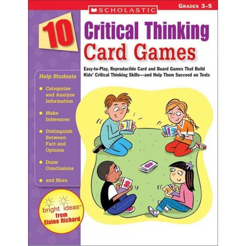 video games critical thinking skills