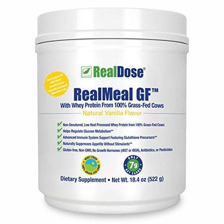 RealDose Nutrition RealMeal Fed